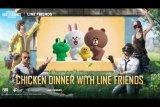 PUBG Mobile dan Line Friends jalin kerja sama