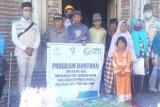 YBM PLN Bima salurkan 150 paket sembako kepada kaum dhuafa