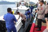 Polda Sumbar terima kapal baru jenis pemburu dari Mabes Polri, ini spesifikasinya