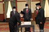 Gubernur Provinsi Kepri mutasi Sekretaris Daerah jadi Kepala Dinas