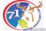 Pemkab Barut  kenalkan maskot daerah pada HUT kabupaten ke-71