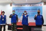 Palangka Raya dorong percepatan vaksinasi COVID-19