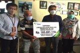 BPJAMSOSTEK Palangka Raya serahkan santunan ahli waris korban kecelakaan kerja