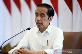 """Presiden Jokowi : PPKM Mikro dan """"lockdown"""" tidak perlu dipertentangkan"""