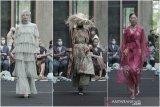 Wapres Ma'ruf Amin dukung IFC percepat Indonesia jadi pusat mode muslim dunia