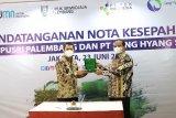 Pusri-Sang Hyang Seri kerja sama pasarkan benih melalui program Agrosolution