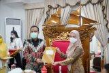 Pemprov Sulsel mengucurkan bantuan Rp200 miliar untuk kabupaten/kota