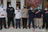 Dukung Pergub Mitra Media, Kapolda Riau: Media bisa lebih sehat