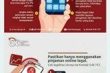 OJK Lampung minta masyarakat waspadai pinjaman online ilegal
