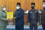 Ajukan dua raperda, Bupati berharap DPRD Kobar segera membahas