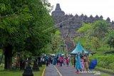 Penutupan Zona 1 Borobudur