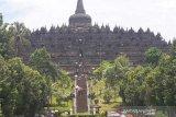 Cegah COVID-19, Dirut PT TWC dukung penutupan zona I Candi Borobudur