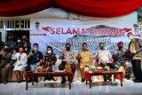 Sulawesi Utara targetkan 1,4 juta penduduk divaksin hingga Desember