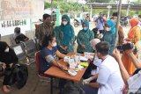 Capaian vaksinasi  di  Lingga terendah di Provinsi Kepri