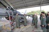 Kasau tinjau latihan bersama TNI AU dengan US PACAF Amerika Serikat
