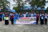 BPJAMSOSTEK Pangkalan Bun beri perlindungan 304 siswa PKL