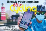 PLN UIW NTB gelar lomba photo competition & cycling virtual
