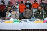 Polisi tetapkan tiga tersangka pembunuhan wartawan