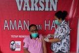 14 ribu warga di Minahasa Tenggara sudah di vaksin COVID-19