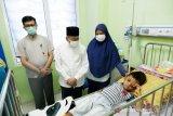 Darul Siska bantu Abimayu, penderita kanker Neuroblastoma