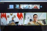 Gencarkan implementasi Inpres 2/2021, BPJSAMSOSTEK audiensi virtual dengan Kemenhub