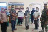 Jamkrindo Kanwil II Palembang bagikan 500 paket kesehatan  kepada masyarakat