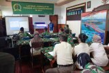 Pendam XVII/Cenderawasih-TVRI gelar pelatihan jurnalistik