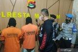 Polresta Mataram menggagalkan transaksi sabu seberat satu ons