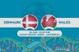 Denmark harapkan tuah Amsterdam kala lawan Wales