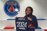 Liga Prancis - PSG sepakat ikat adik Kylian Mbappe dengan kontrak tiga tahun