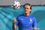 Euro 2020 - Mancini ingin timnas Italia sajikan penampilan yang pantas untuk Wembley