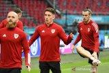 Euro 2020 -  Gareth Bale tidak masalah Wales nonunggulan kontra Denmark