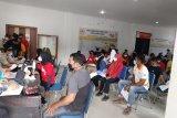 Atlet PON Sulawesi Tenggara jalani vaksin COVID-19
