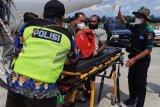 Kepala kampung Bingki korban penembakan KKB dievakuasi ke Jayapura