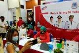 Dipantau Wali Kota, GMIM Anugerah Tingkulu-ARS Manado gelar vaksinasi hebat
