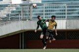 Dejan memainkan dua tim di laga uji coba PSS vs AHHA PS Pati