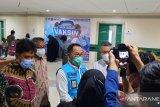 Kadis Kesehatan Sulsel mengapresiasi vaksinasi massal di Makassar