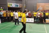 Sumsel gelar Kejuaraan BNI Executive Badminton Tournament 2021