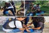 Menyerang petugas, polisi tembak tiga perampok bersenjata api di Kotabaru