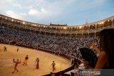 Spanyol 'risiko rendah' COVID dalam 15 bulan