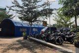 RSUD Wonosari Gunung Kidul mendirikan tenda darurat layani pasien umum