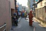 Satu orang meninggal dunia dalam kebakaran kamar kos  di Kramat Jati