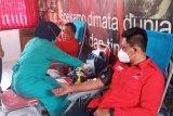Kader PDIP Sleman gelar donor darah memperingati Bulan Bung Karno