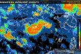 BMKG sebut Sejumlah daerah diprakirakan alami hujan lebat