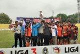 PSP Padang targetkan menjadi tim profesional di Liga Indonesia