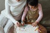 Tips agar anak tidak bosan belajar daring  di rumah