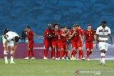 Belgia berhasil gagalkan Portugal pertahankan gelar juara Piala Eropa