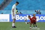 Pelatih Spanyol Luis Enrique desak polisi usut ancaman terhadap Alvaro Morata