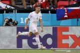 Ceko kalahkan Belanda 2-0, Tomas Holes jadi 'star of the match'