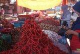 Menjelang Idul Adha, harga bahan kebutuhan pokok di Agam turun